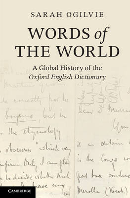 Words of the World book