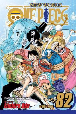 One Piece, Vol. 82 by Eiichiro Oda