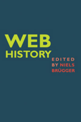 Web History by Niels Brugger