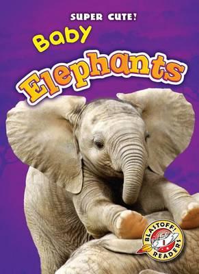 Baby Elephants by Christina Leaf