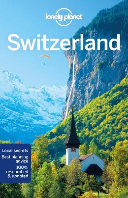 Lonely Planet Switzerland book