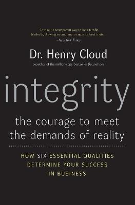 Integrity by Dr. Henry Cloud