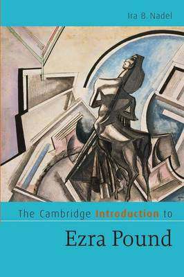 Cambridge Introduction to Ezra Pound book