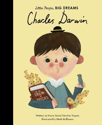 Charles Darwin by Maria Isabel Sanchez Vegara