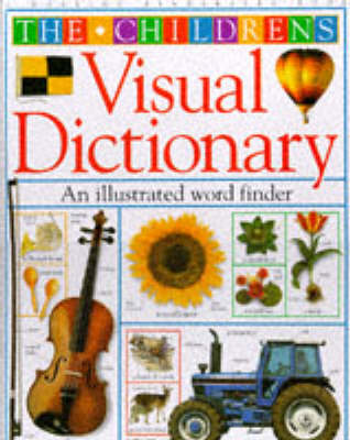 Children's Visual Dictionary by Jane Bunting