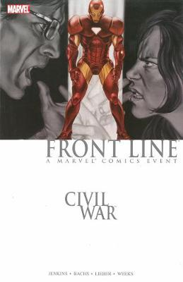Civil War Civil War: Front Line - Book 2 Front Line Book 2 by Paul Jenkins