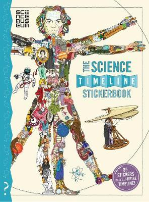 The Science Timeline Stickerbook by Christopher Lloyd