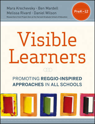Visible Learners by Daniel Wilson
