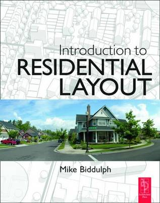 Introduction to Residential Layout book