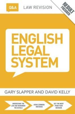 Q&A English Legal System book