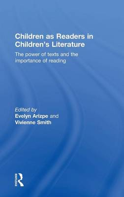 Children as Readers in Children's Literature by Evelyn Arizpe