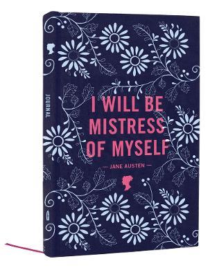 Jane Austen Journal by Anita Abrams Noterie