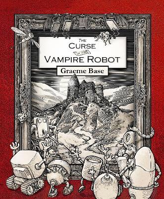 The Curse of the Vampire Robot book