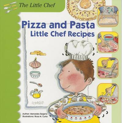 Pizza and Pasta by Mercedes Segarra