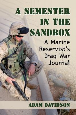 Semester in the Sandbox by Adam Davidson