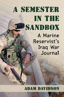 Semester in the Sandbox book