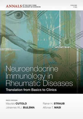 Neuroendocrine Immunology in Rheumatic Diseases by Maurizio Cutolo