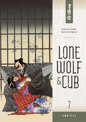 Lone Wolf And Cub Omnibus Volume 7 by Kazuo Koike