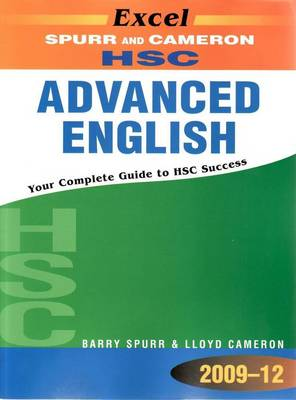 HSC Advanced English by Barry Spurr