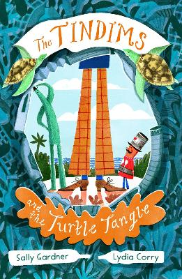 The Tindims and the Turtle Tangle book