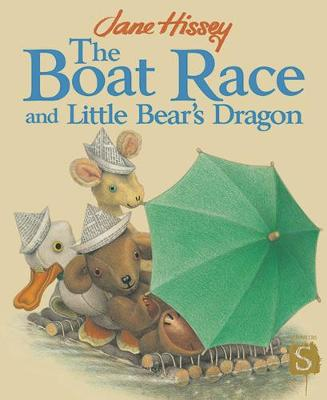 Boat Race And Little Bear's Dragon book