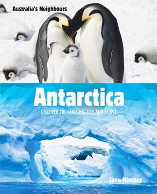 Antarctica (PB) by Jane Hinchey