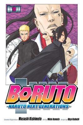 Boruto: Naruto Next Generations, Vol. 10 book