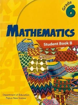 G6 Mathematics Student Book 6B Bookseller Edition book