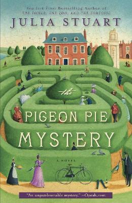 Pigeon Pie Mystery by Julia Stuart