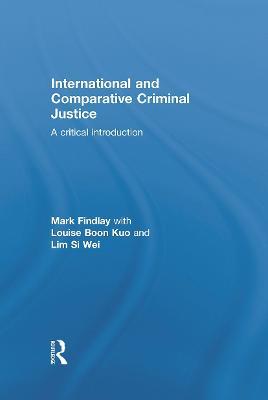 International and Comparative Criminal Justice book