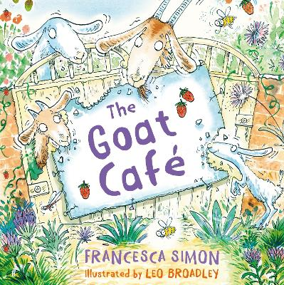 The Goat Cafe book