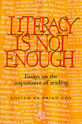 Literacy is Not Enough - Reprint 01 by