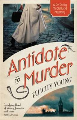 Antidote to Murder book