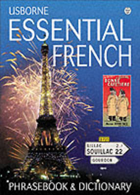 Essential French Phrasebook and Dictionary by Nicole Irving