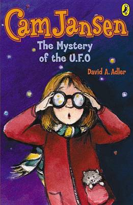 CAM Jansen and the Mystery of the U.F.O. book