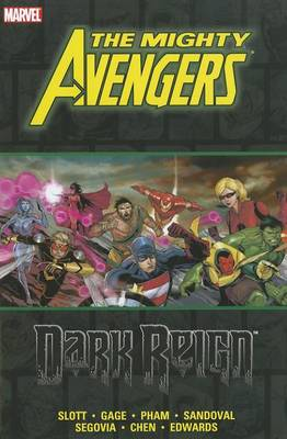 Mighty Avengers: Dark Reign by Christos Gage