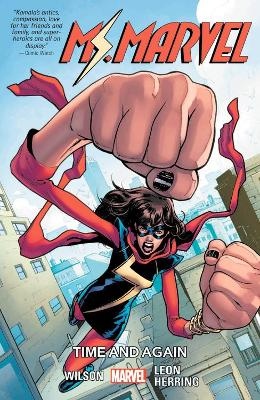 Ms. Marvel Vol. 10: Time And Again book