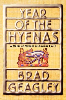 Year of the Hyenas book