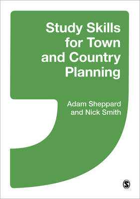 Study Skills for Town and Country Planning by Adam Sheppard
