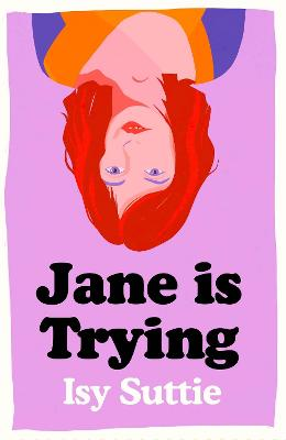 Jane is Trying book