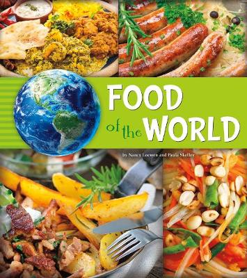 Food of the World book