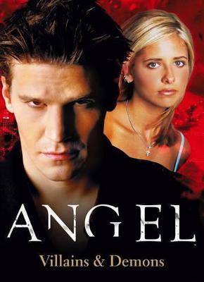 Angel - Ultimate Villains book