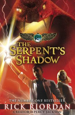 The The Serpent's Shadow (The Kane Chronicles Book 3) by Rick Riordan