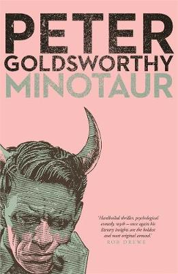 Minotaur by Peter Goldsworthy