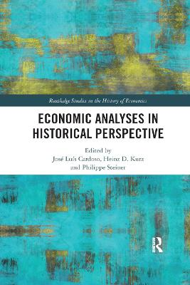 Economic Analyses in Historical Perspective by Jose Luis Cardoso