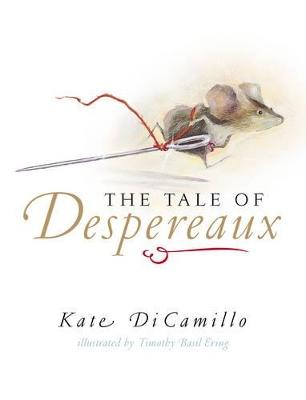 Tale of Despereaux book