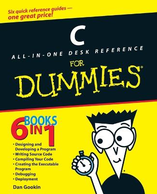C All-in-One Desk Reference For Dummies book