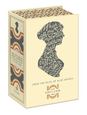 From The Desk Of Jane Austen by Potter Style