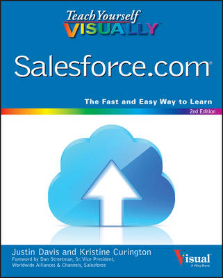 Teach Yourself Visually Salesforce.com, 2nd Edition by Justin Davis