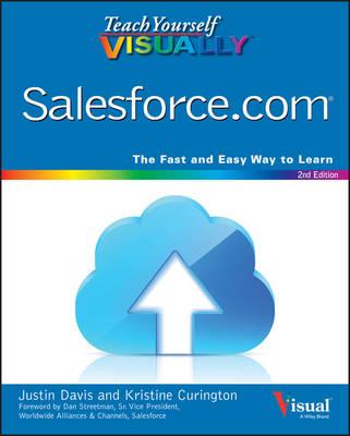 Teach Yourself Visually Salesforce.com, 2nd Edition by Justin Davis